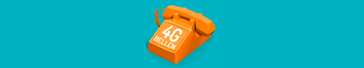 Bellen over 4G (VoLTE) nu mogelijk bij KPN