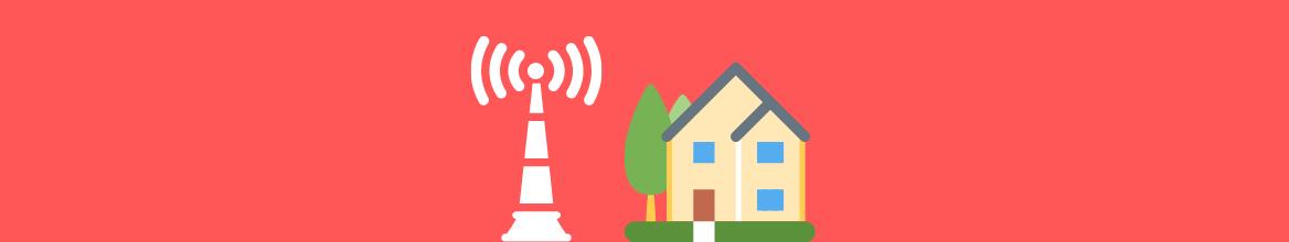Hoe kan ik het GSM signaal versterken in huis?
