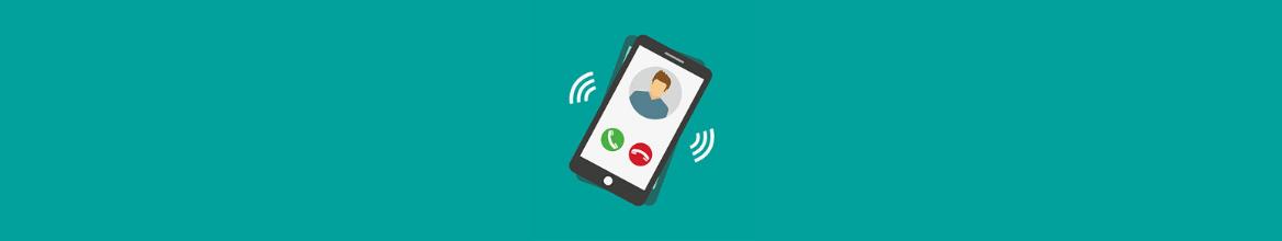Hoe meet ik het GSM signaal met een iPhone?