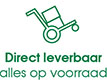 direct leverbaar